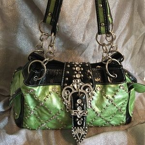 Handbags - Bling Fashion Handbag